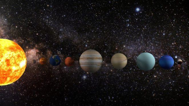 10 Фактов о Солнце, планетах, кометах и астероидах