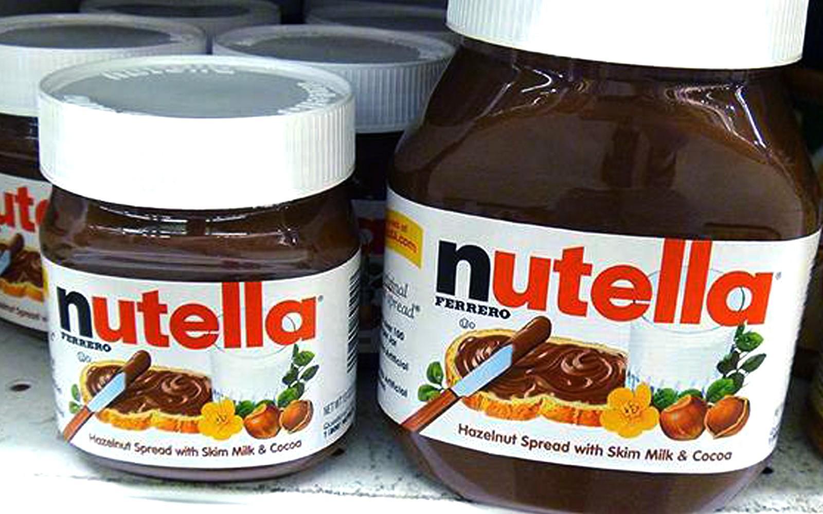 Nutella использует около 25% мировых запасов фундука