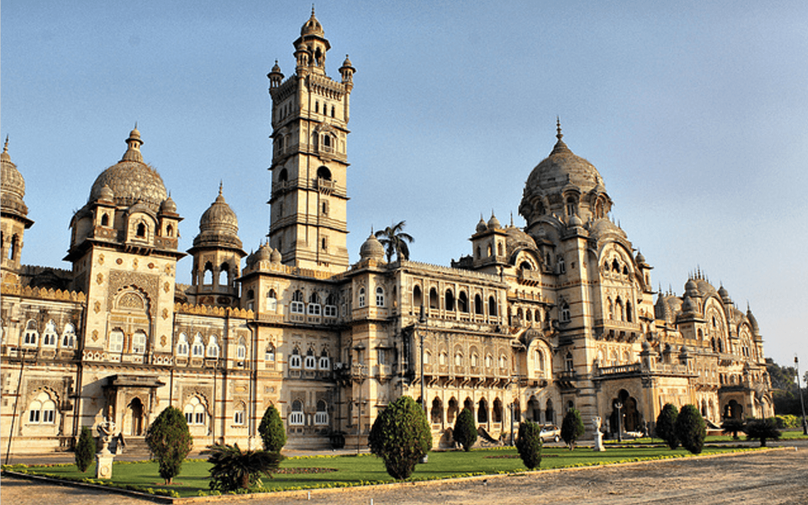 Гуджарат. Власть над первыми портами Индии