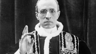 папа Пия XII