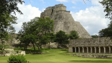 Самый загадочный город майя