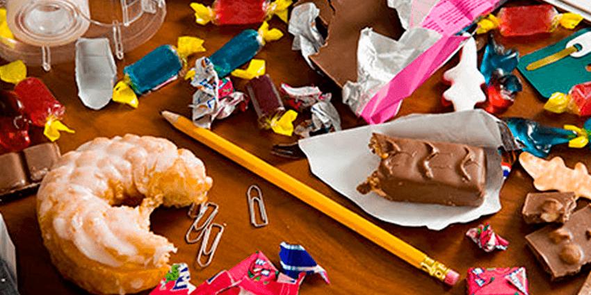 5 продуктов, нежелательных при стрессе