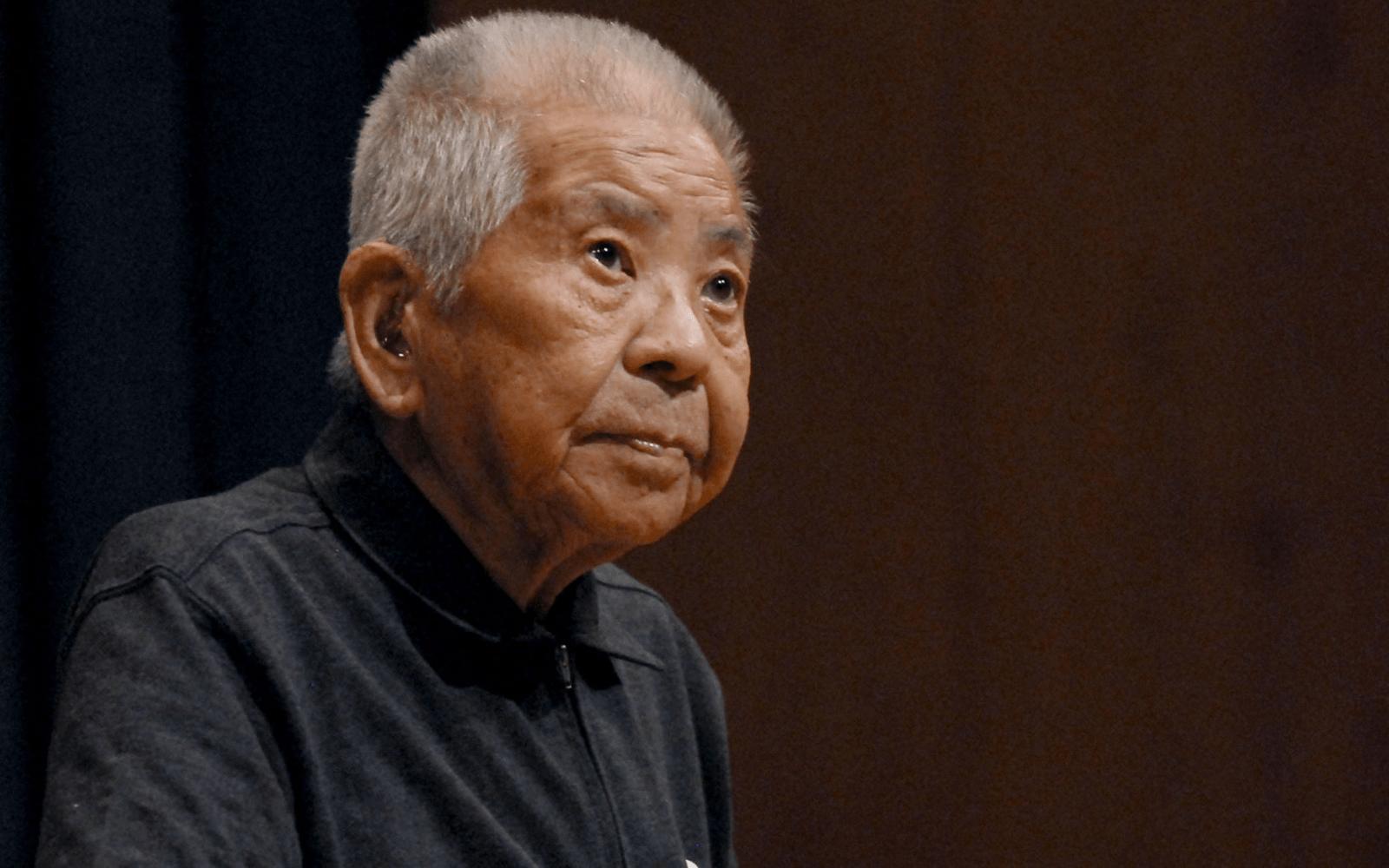 Японец, переживший два атомных взрыва