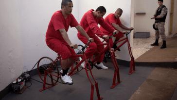 Как велосипед помогает сократить тюремный срок