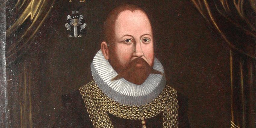 Тихо Браге - датский астроном