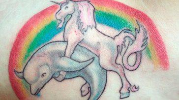 """""""О! Какая татуировка!"""" Или наши идеи для тату"""