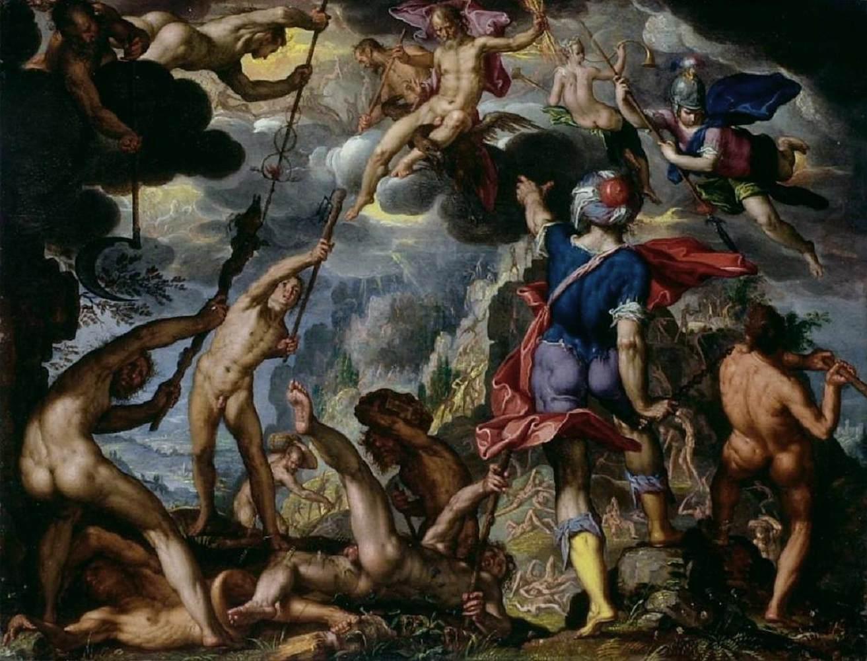 Тест по литературе. Мифы Древней Греции