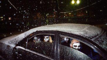Русские клубы: ночная жизнь Москвы в эффектных фотографиях Никиты Шохова