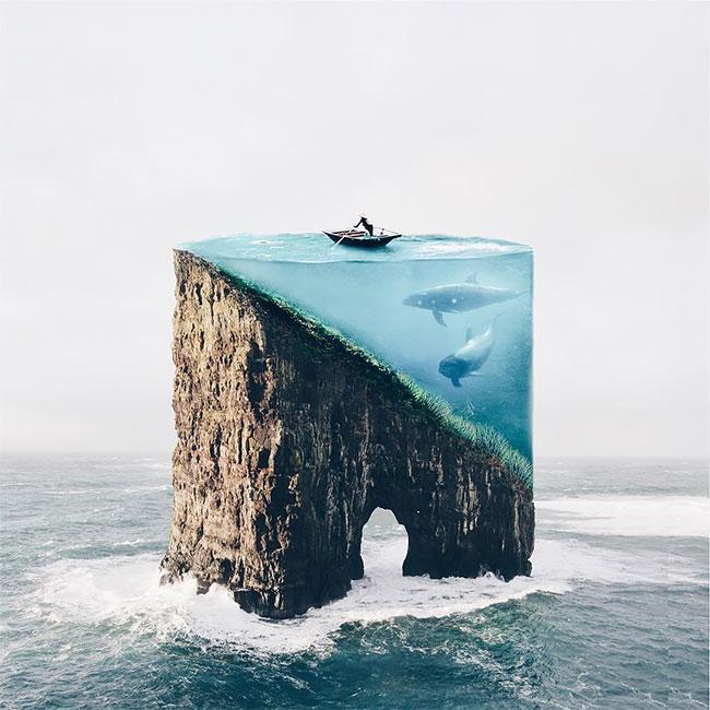 Удивительный мир фантазий в фотографиях Луизы Азеведо.