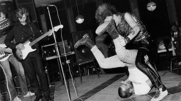 Советские хулиганы. Фото готов, панков и металлистов СССР