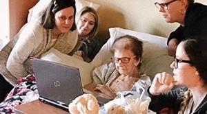 Актёры «Игры престолов» исполнили последнюю просьбу пациентки хосписа