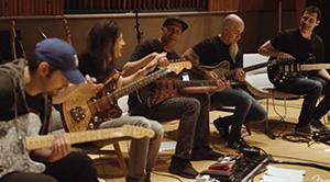 Легенды гитары исполняют рок-версию темы «Игра престолов»