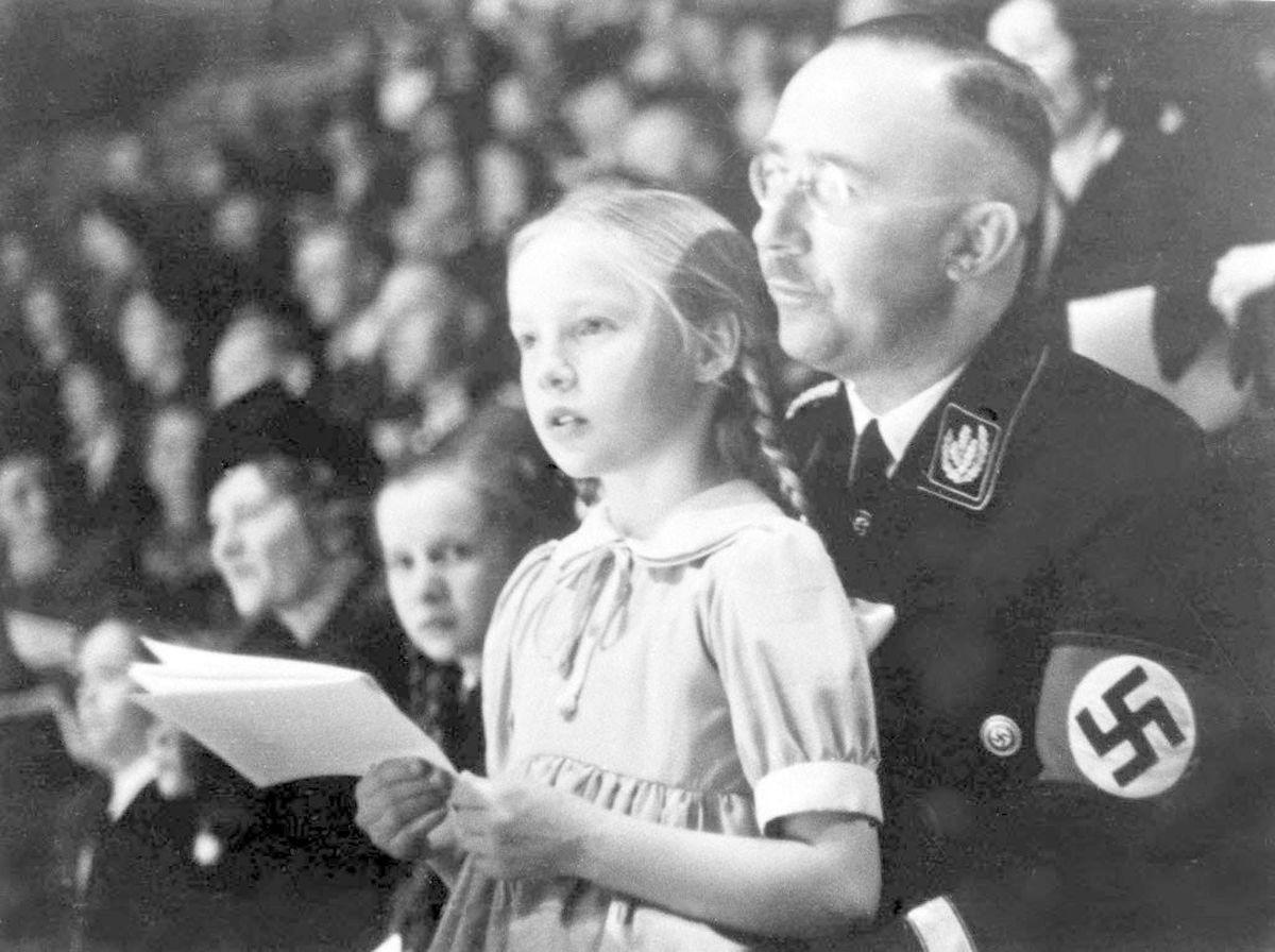 Программа Лебенсборн. Самый секретный и страшный нацистский проект