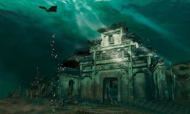 Цяньдаоху в Китае: Озеро тысячи островов и подводные древние города