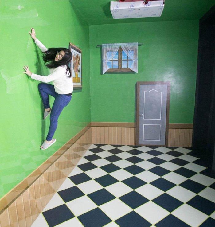 Музей 3D-искусства в Маниле: «Музей искусства на острове»