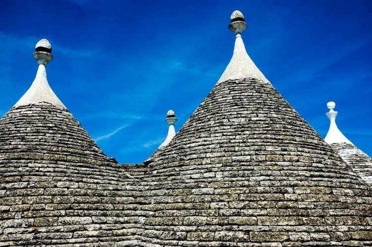 Альберобелло, Италия: Необыновенные  дома Трулли