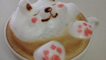Латте-арт или рисунки на кофе