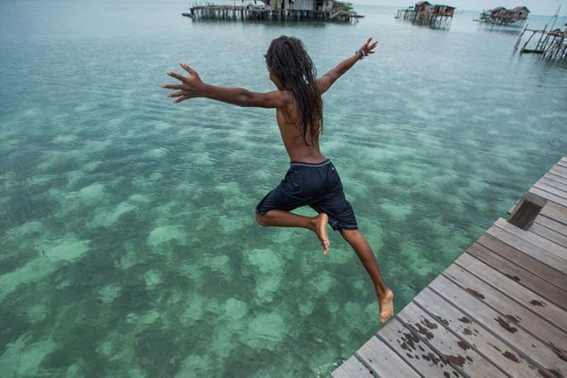 Морские цыгане: кочевое племя Бахау