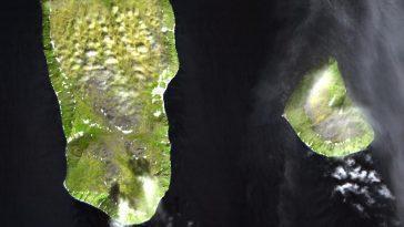 Таинственные Острова Диомида. Граница России и США