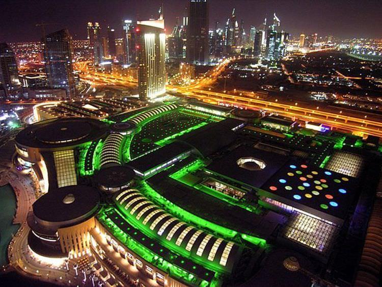 «Дубай Молл» - как выглядит крупнейший в мире торговый центр