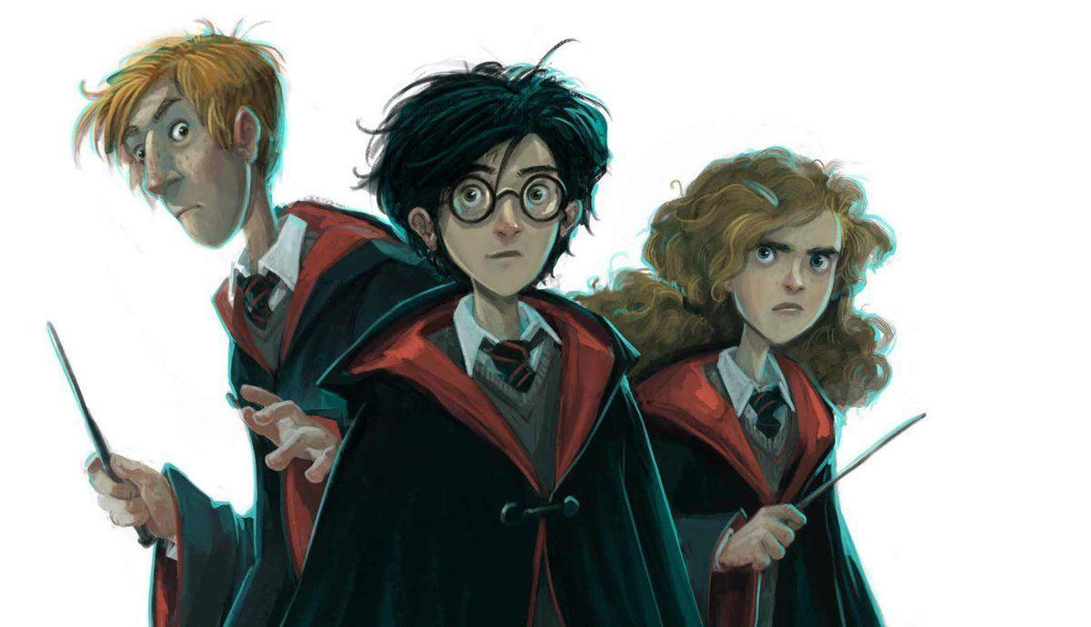Интересные факты из мира Гарри Поттера. Часть 5