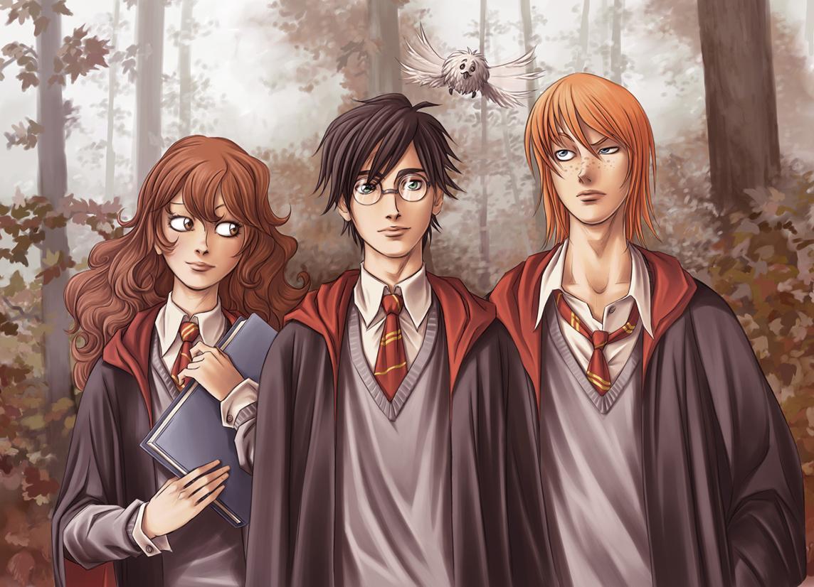 Интересные факты из мира Гарри Поттера. Часть 2