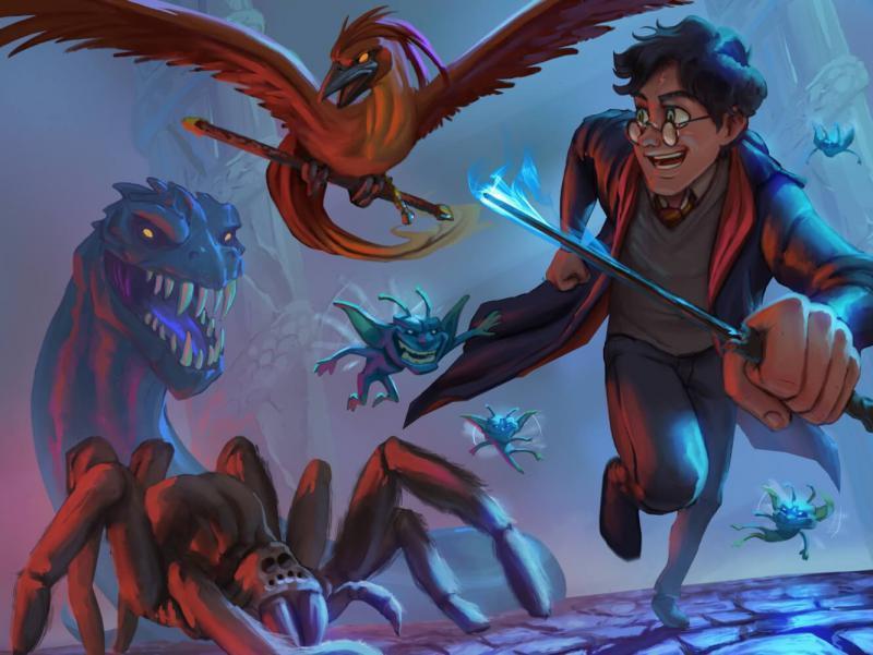 Интересные факты из мира Гарри Поттера. Часть 1