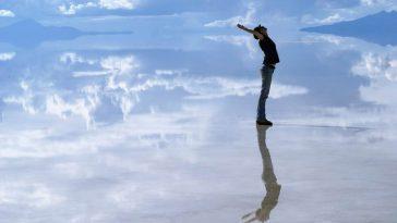 Солончак Уюни. Боливия. Самое большое природное зеркало.