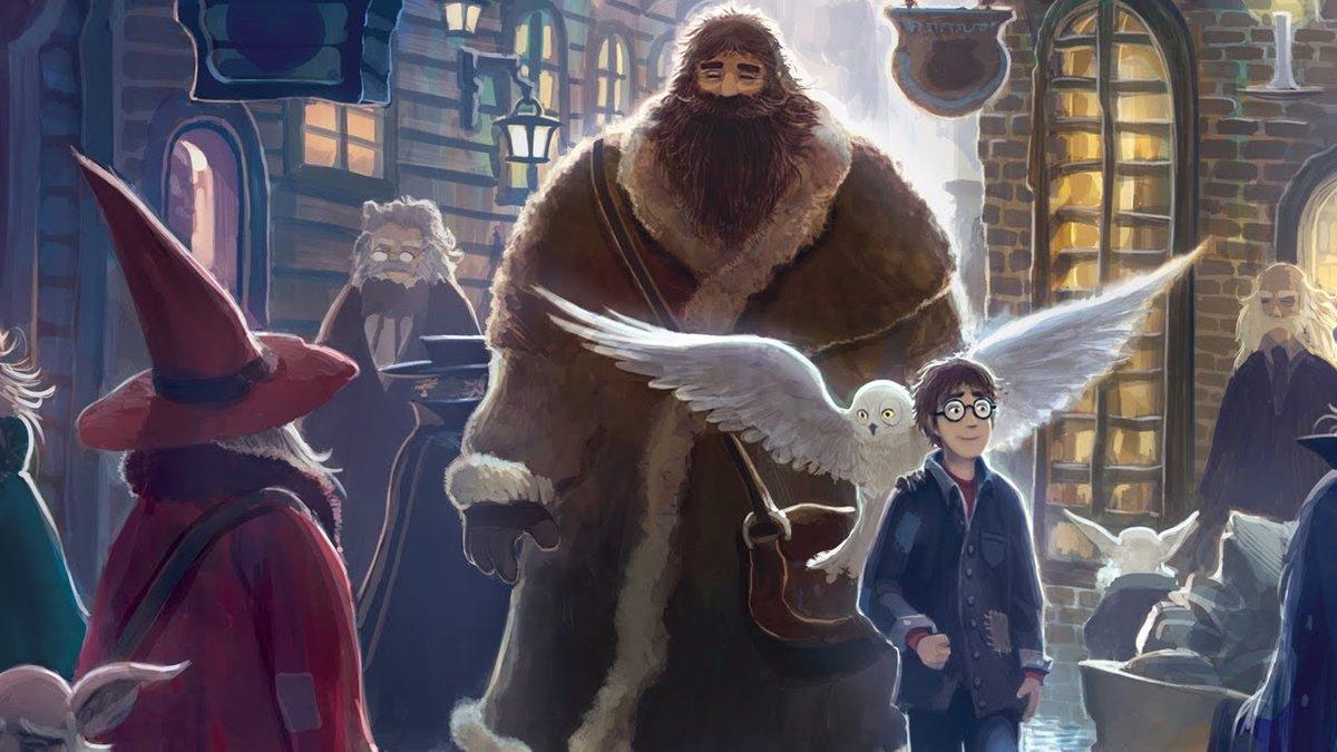 Интересные факты из мира Гарри Поттера. Часть 4