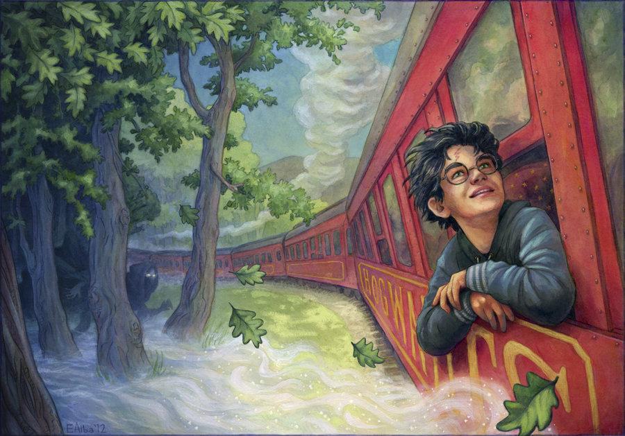 Интересные факты из мира Гарри Поттера. Часть 6