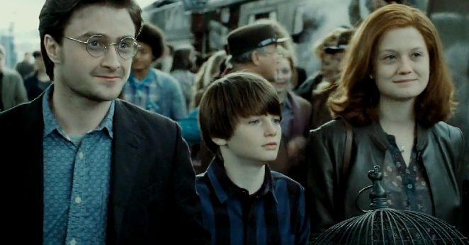 Новая часть Гарри Поттера? Таинственный твит от Джоан Роулинг