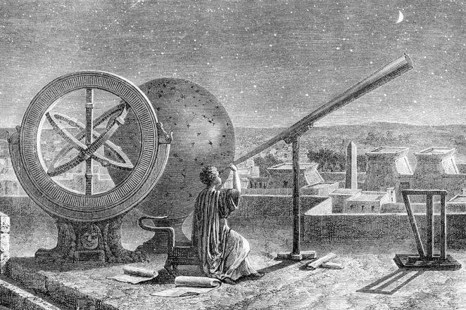 История изобретения телескопа | Телескоп Галилея