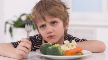 Почему дети не любят овощи?