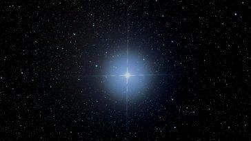 Сириус   Самая яркая звезда в ночном небе