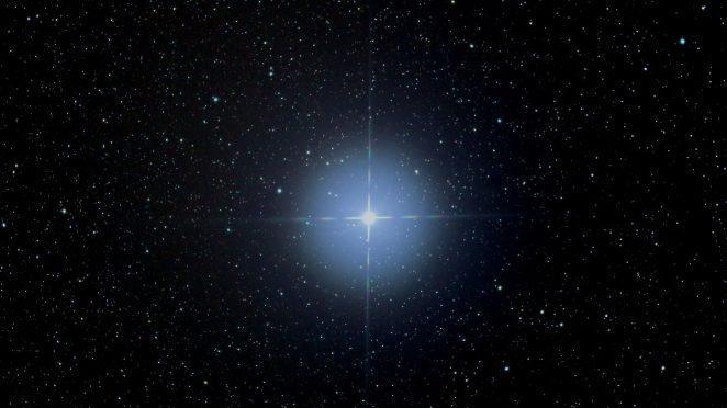 Сириус | Самая яркая звезда в ночном небе