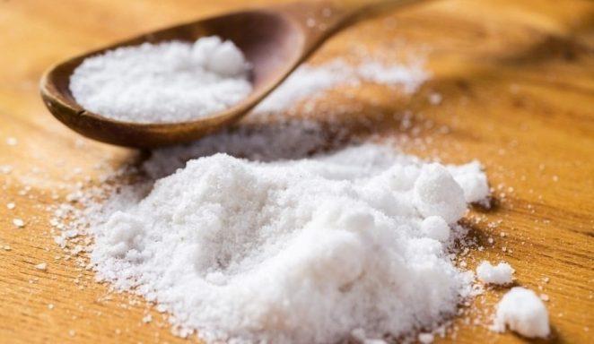 Сколько соли в организме человека?