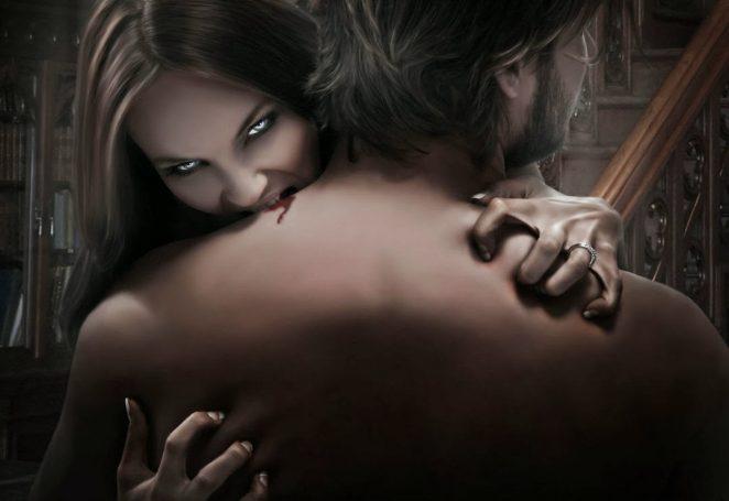 Можно пить кровь и стать вампиром?