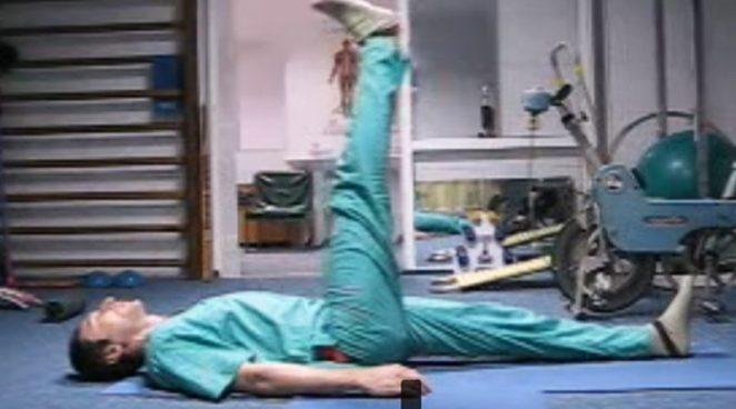 Как избавиться от боли в спине. Простые упражнения от российского хирурга