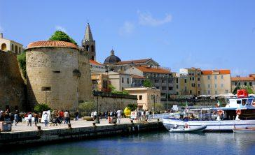 Альгеро - прекрасный город на острове Сардиния