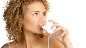 Можно ли похудеть если пить воду?