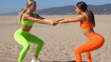 Спортивные девушки для вашей мотивации