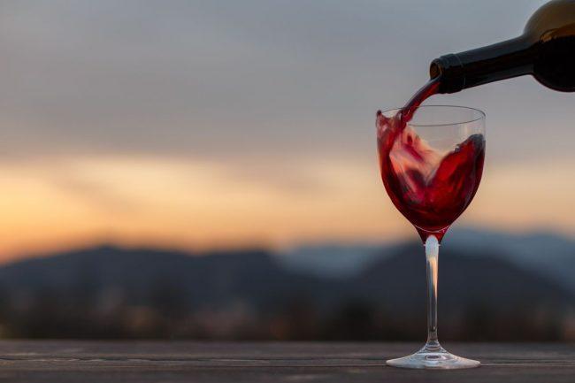 В калифорнийском вине обнаружены радиоактивные следы