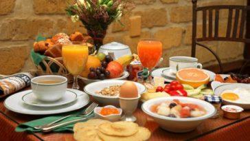 Завтрак - самый важный приём пищи!