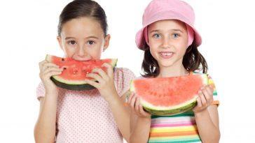 Здоровое правильное питание для детей