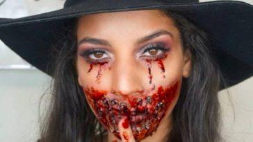 Страшные или сексуальные костюмы для Хэллоуина (31 фото)
