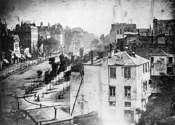 Первые фотографии в мире. История фотографии.