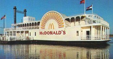 25 самых странных и интересных McDonalds со всего мира.