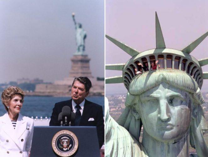17 секретов Статуи Свободы! Факты и тайны