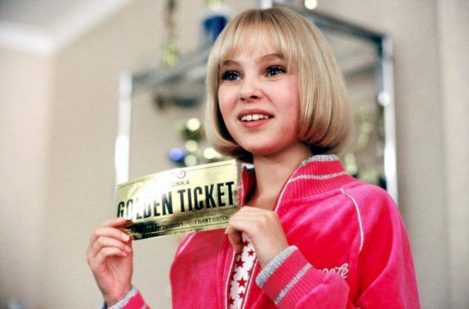 Кто первым нашёл золотой билет?