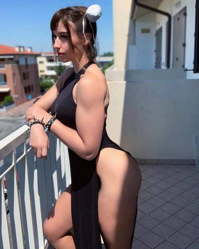 Красивые сексуальные косплеерши (52 фото)